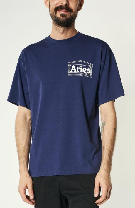 "Navyblaues T-Shirt ""Mystic Business"""