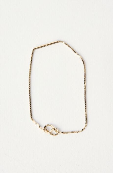 "Armband ""Gold Fine Infinity Bracelet"" in Gold"
