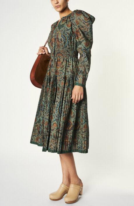 """Kleid """"Anoush"""" in Spruce"""