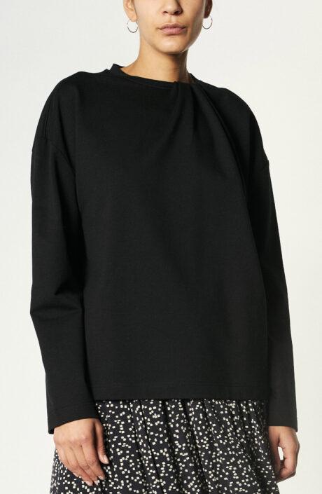 "Sweater ""Thalia"" in Schwarz"