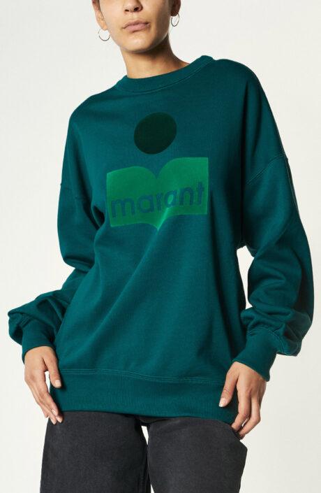 "Sweater ""Mindy"" in Grün"