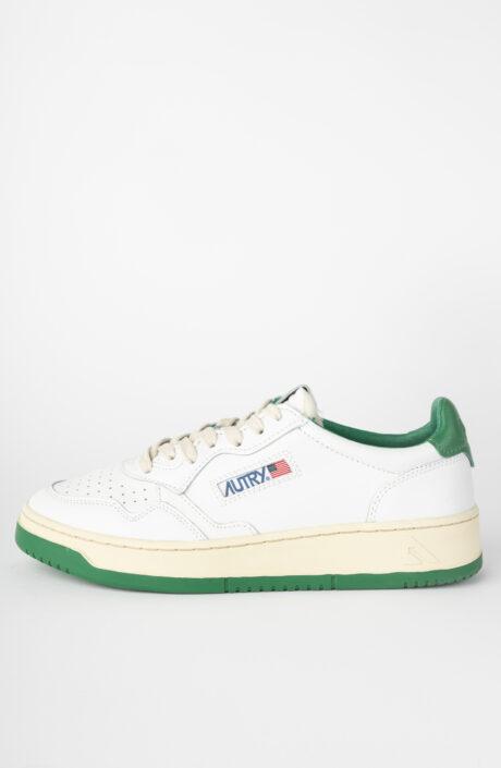 Grüner Sneaker Bball Herren